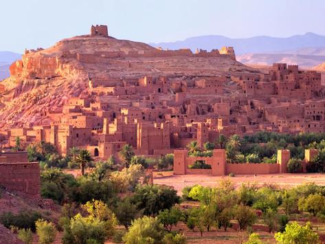 Kasbah Aït Benhaddou - историята на една берберска крепост