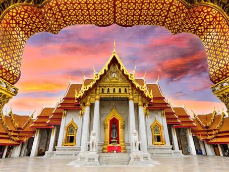 Подготовка за Тайланд