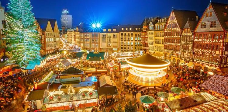 Коледен базар в Старсбург - Част 1
