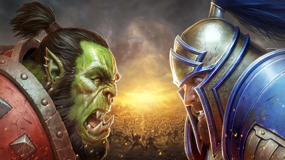 Warcraft книги ред на четене