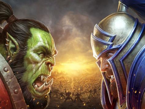 Warcraft книги - Ред на четене