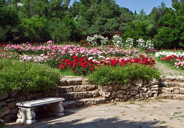 Морски ботанически градини