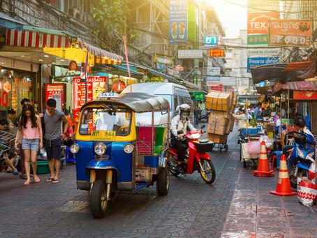 Контрастите на Банкок