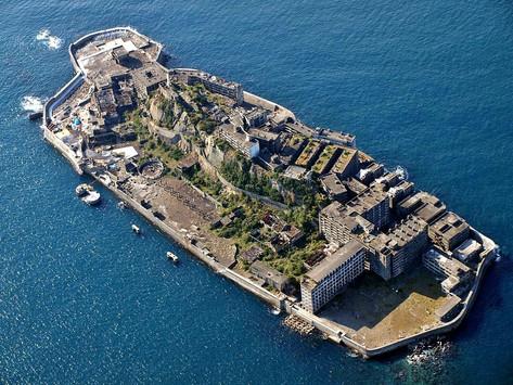 Изоставеният остров Хашима