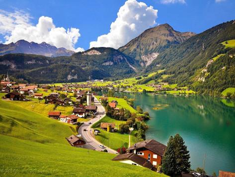 За щастието в Швейцария