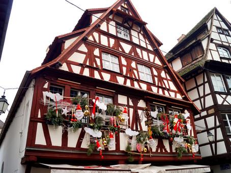 Коледен базар в Старсбург - Част 2