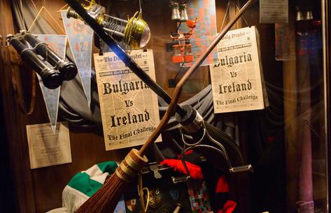 Българските следи в Хари Потър