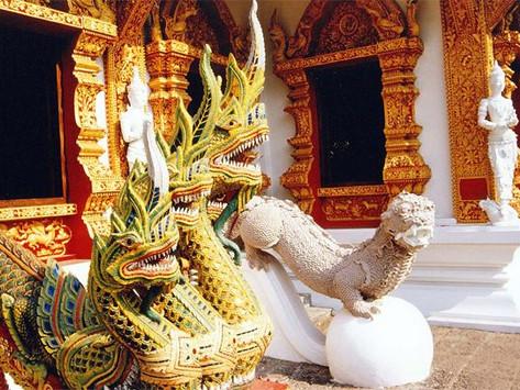 Чианг Май - градът от джунглата