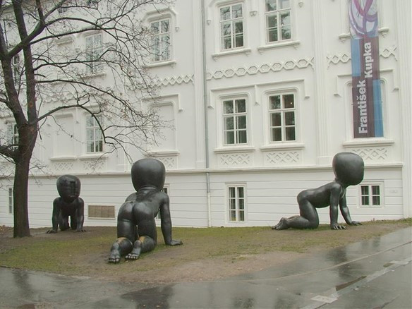 7 странни скулптури