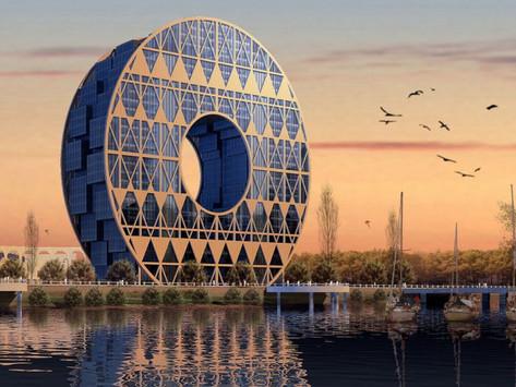 3 впечатляващи сгради