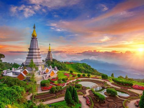 Маршрут из джунглата на Чианг Май