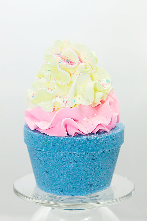 Party Like it's 1999 Cupcake Bath Bomb (dozen)