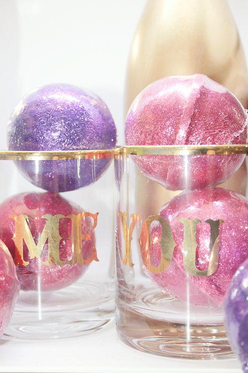 Glitter Bombs - Bath Bomb (Pack of 50)