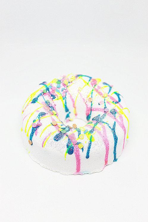 Happy Birthday Donut Bath Bomb (25 pack)