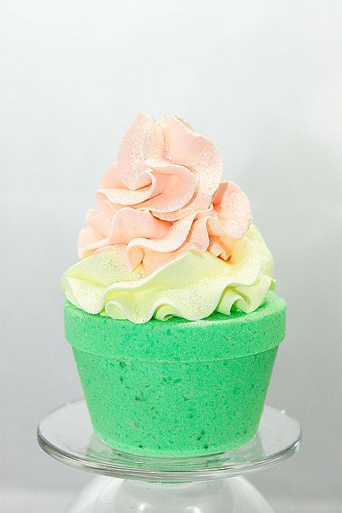 Hawaiian Hula Cupcake Bath Bomb (dozen)