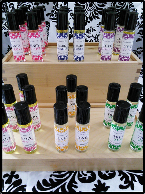 Perfume Oil Roll On - 10 Pack