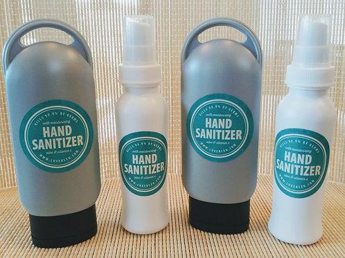 Hand Sanitizer Gel (4oz)