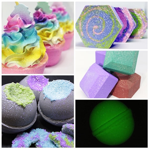Bath Bomb Mix & Match (100 Pack)