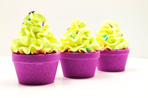 Camu Camu Cupcake Bath Bomb (dozen)