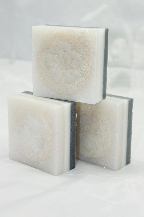 Coconut Shea Loofah Soap (6 Bars)