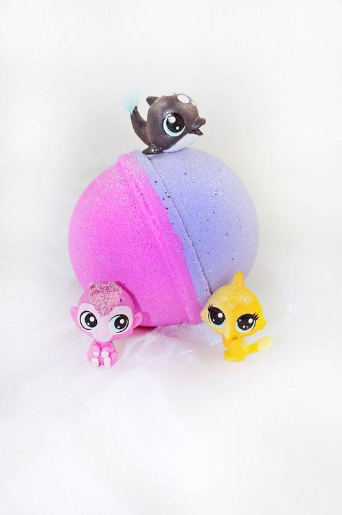 Toy Surprise Bath Bomb
