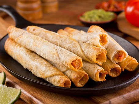Taquitos and Why can't I pray away pornography?