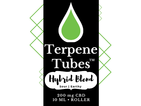 Hybrid Blend  Terpene Tube