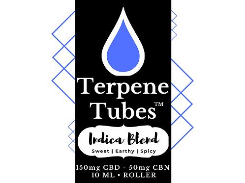 Indica Blend Terpene Tube