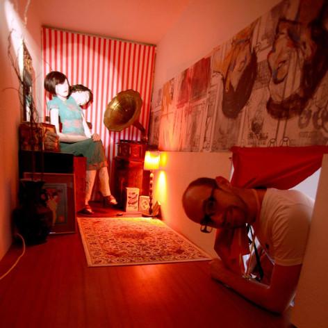 Marc Loh, Den of Beauties, site-specific installation