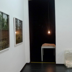 Touch Points, exhibition view, Evil Empire, 19 - 23 October 2011.