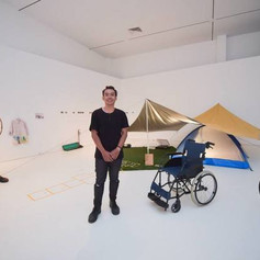 Installation view, Some Project: Sufian Samsiyar and Friends