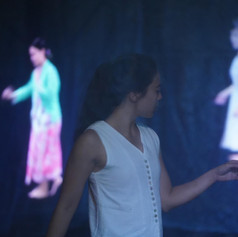 the butterfly effect, performance by Sabrina Sng in response to Dancing Alone (Don't Leave Me)