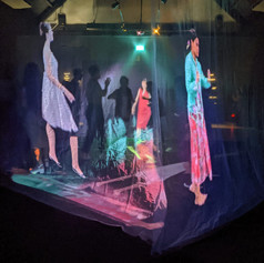 Exhibition view, Dancing Alone (Don't Leave Me), 8 January – 9 February 2020. Objectifs - Centre for Photography and Film.