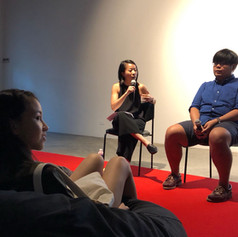 Artist talk: 5 Rehearsals of a Wedding, 27 January 2018