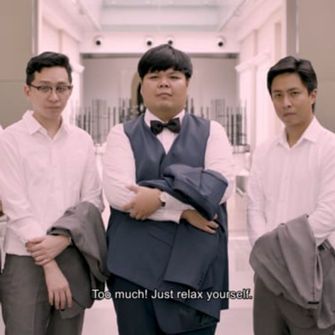 Trailer: 5 Rehearsals of a Wedding