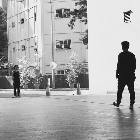 Line Erased, durational performance, 2017
