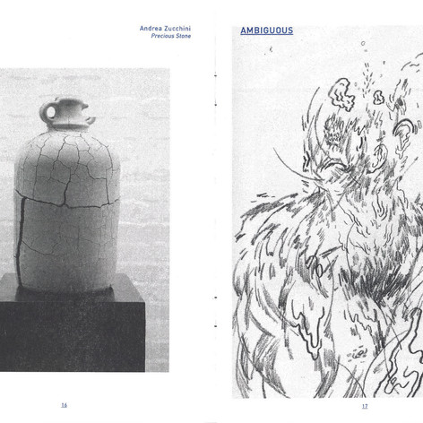 Alchemical, Andrea Zucchini and Ambiguous, Lee Wan Xiang