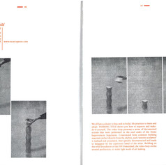 Build, Oscar Capezio, 2013