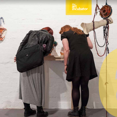 Exhibition catalogue, The Art Incubator 6: Residency as method