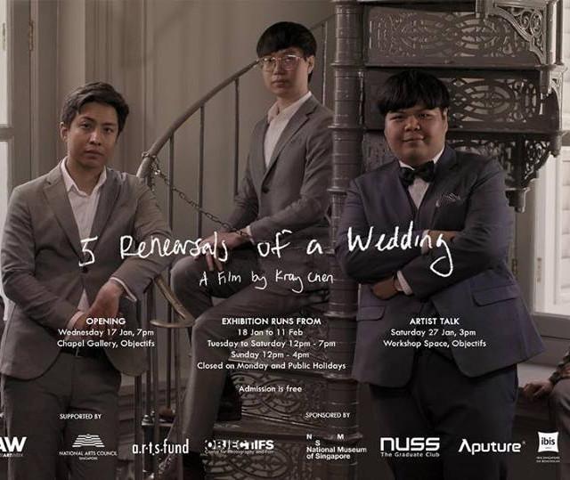 5 Rehersals of a Wedding