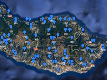New bat survey data gathered from AudioMoth in Madeira