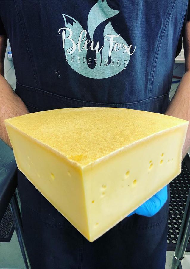 Bleu Fox Cheese