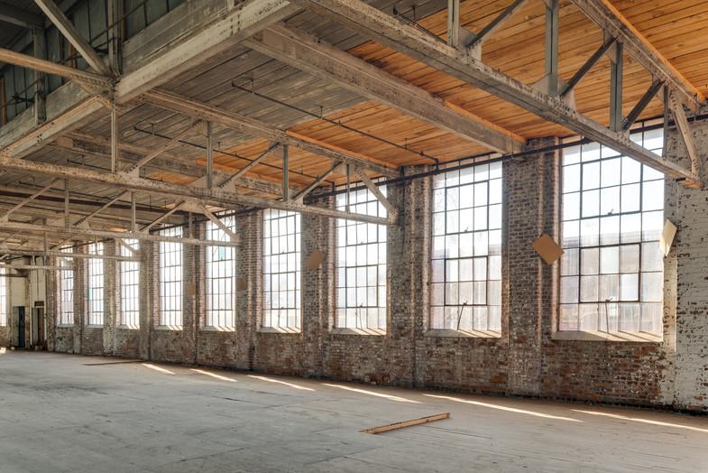 Huge Floor To Ceiling Windows
