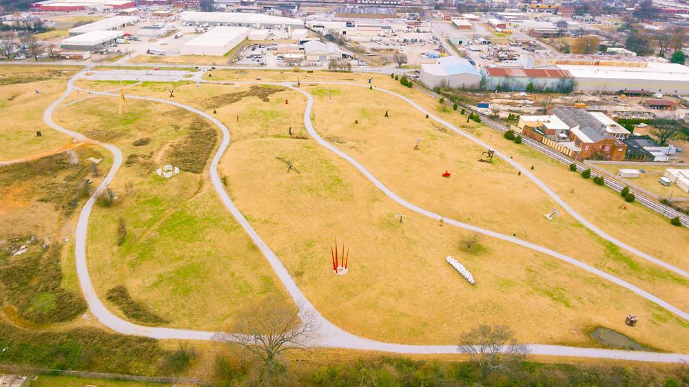 Sculpture Fields Chattanooga