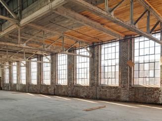Loft Window, Ceiling, Trusses
