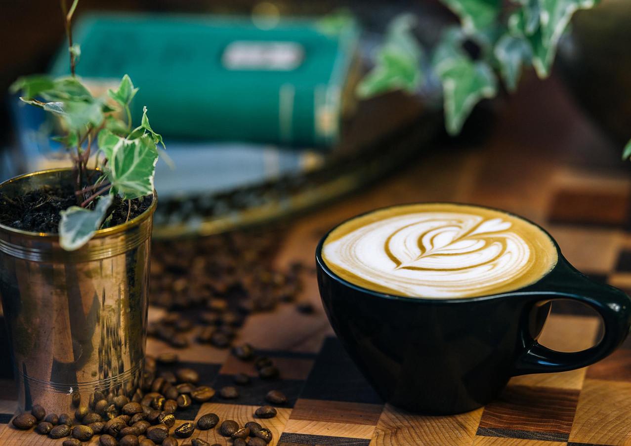 Mad Priest Coffee
