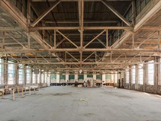 Park Central Loft Pre-Renovation Details