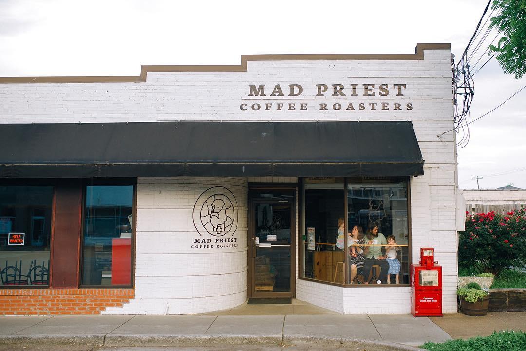 Mad Priest Coffee Roasters