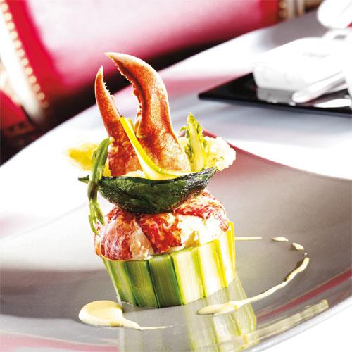 chartreuse homard