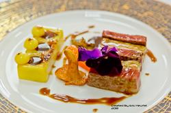 unchefdansmacuisine.salt.ericheurtel strate boeuf foie gras et jus truffe
